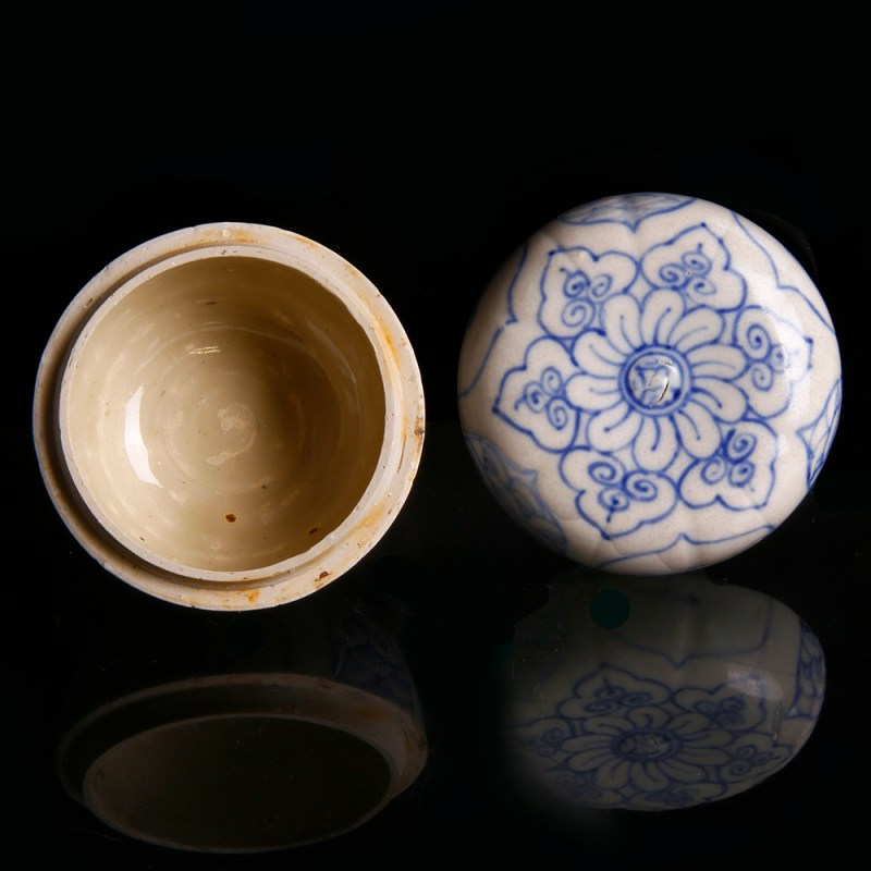 Hoi An Porcelain Box