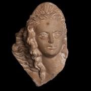 Nabataean Sandstone Fragment