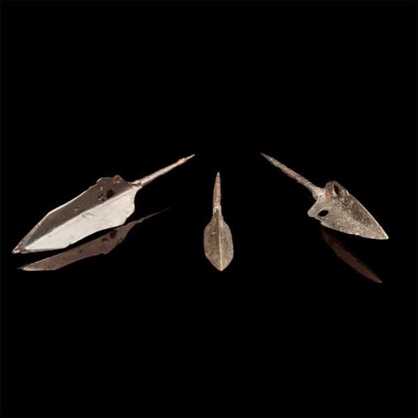 Selection of Avar Arrowheads
