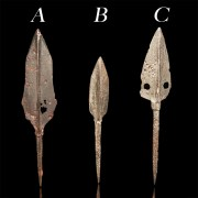 Selection of Avar Arrowheads