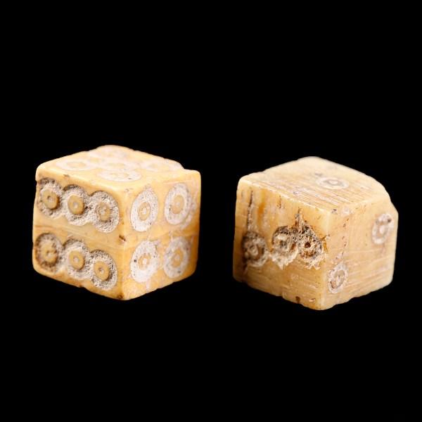 Pair of Roman Bone Dice