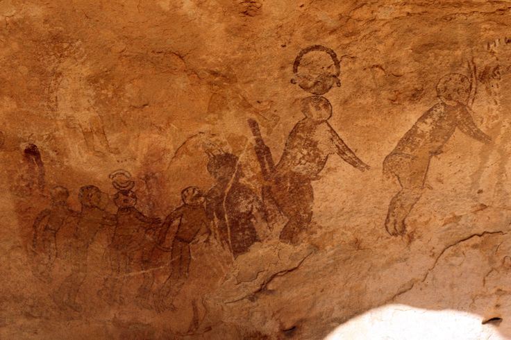 The Cave Paintings of Tassili n'Ajjer: Proof of Ancient ...
