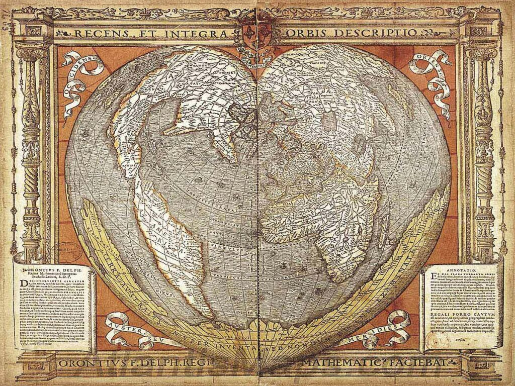 Antediluvian Maps Evidence Of Advanced Civilizations