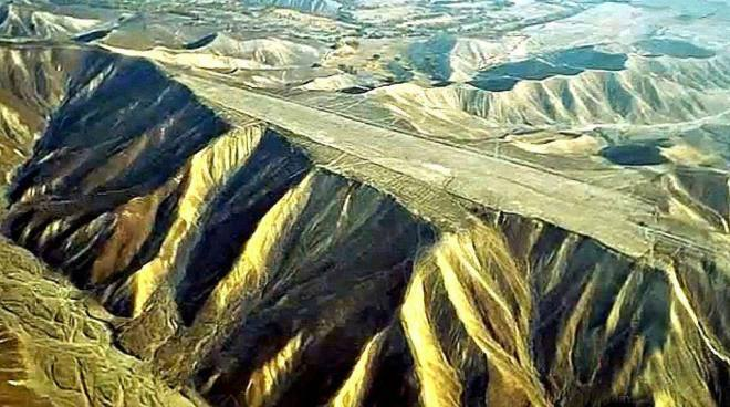 Giant Ancient Alien Runways at Nazca