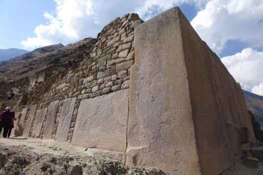 Stones at Ollantaytambo.