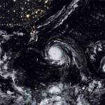 """¿Huracanes hechos por el hombre? Teoría controvertida sugiere """"manipulación del clima"""" detrás de tormentas poderosas"""