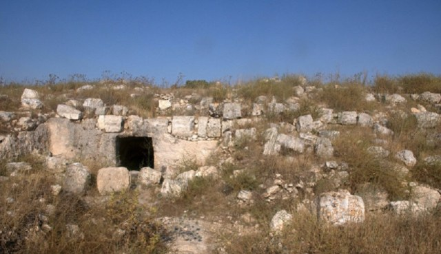 Cave In Israel