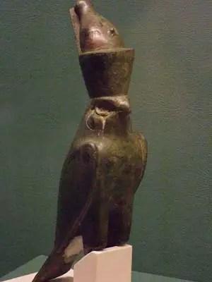 Falcon Horus Statue