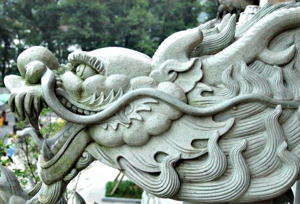 Resultado de imagen de loong del Museo Zuiryuji