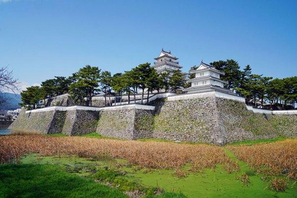 El castillo de Shimabara, uno de los lugares del Japón feudal en los que se torturaba a los cristianos. (Public Domain)