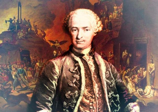 El enigmático Conde de Saint Germaine. Imagen: Palabras en Libertad