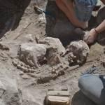 Restos humanos de hace 3.200 años hallados en la Guézer bíblica confirman la destrucción de la ciudad por los egipcios