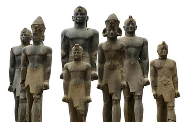 Faraones nubios. (Public Domain)