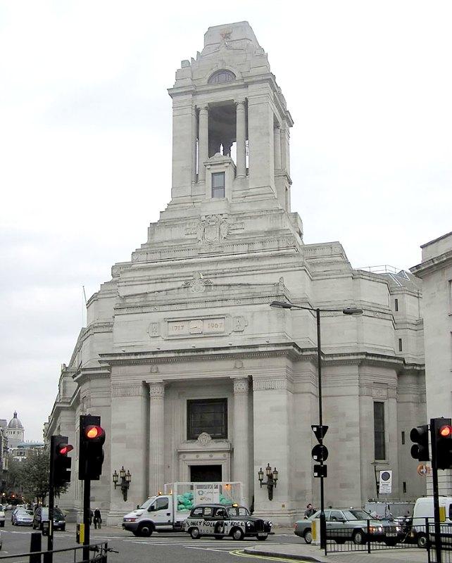 Image result for foto del edificio de la gran logia de la florida
