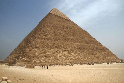 Gran Pirámide de Guiza. Fotografía: BigStockPhoto