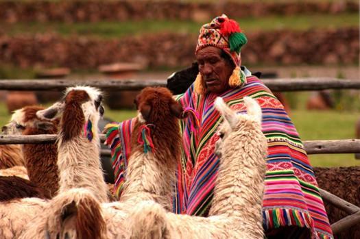 Indígena peruano. (FredWanderley/Dominio público)
