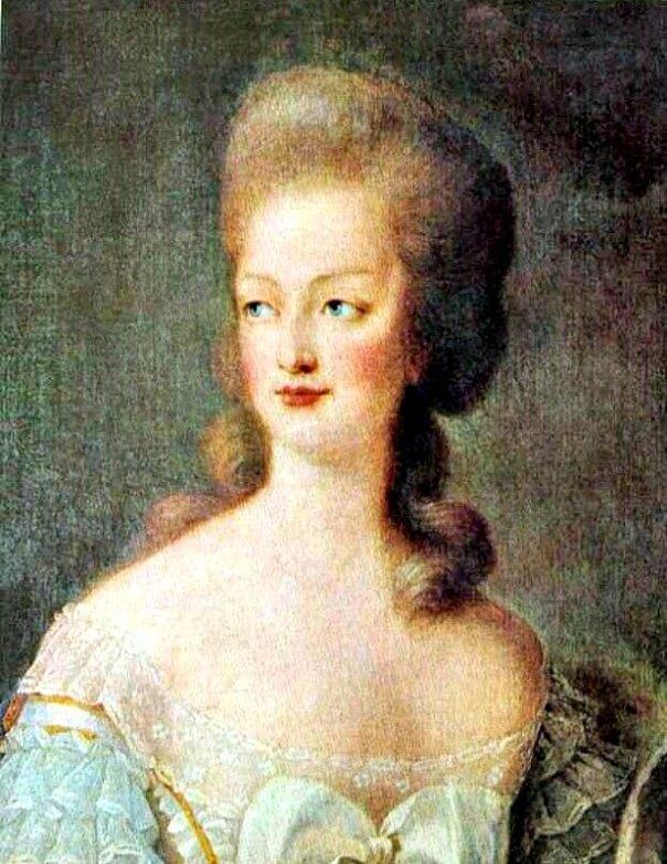 Retrato de María Antonieta (1778). Óleo de Louise Élisabeth Vigée Le Brun (1755–1842). (Public Domain)