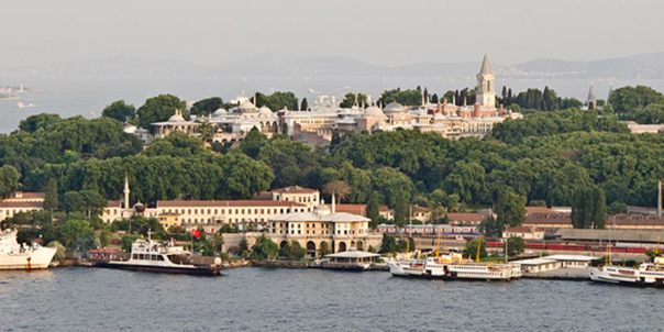 Palacio de Topkapi, Estambul, Turquía. (CC BY-SA 3.0)