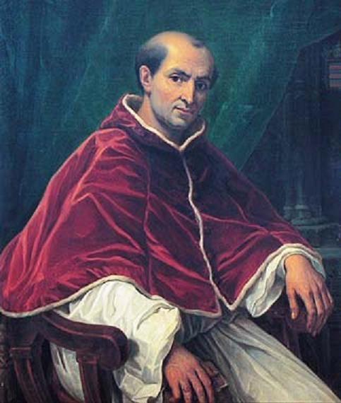Retrato del papa Clemente V de Aviñón, Francia. (Public Domain)