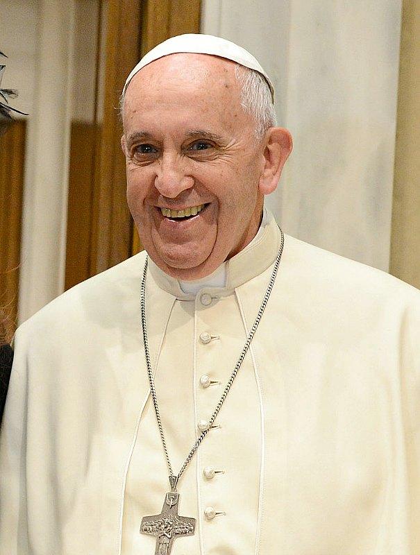 Algunos entendidos asocian a los jesuitas con el supuesto Papa Negro. El actual papa Francisco pertenece, precisamente, a la Compañía de Jesús. (Casa Rosada/CC BY-SA 2.0)