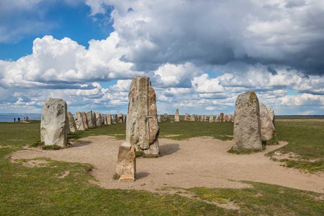 Piedras de Ale, Escania (Suecia). (CC BY-SA 2.0)