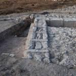 Imágenes tomadas por drones permiten descubrir singulares ruinas de un palacio o templo de hace 2.200 años en zona militar de Israel