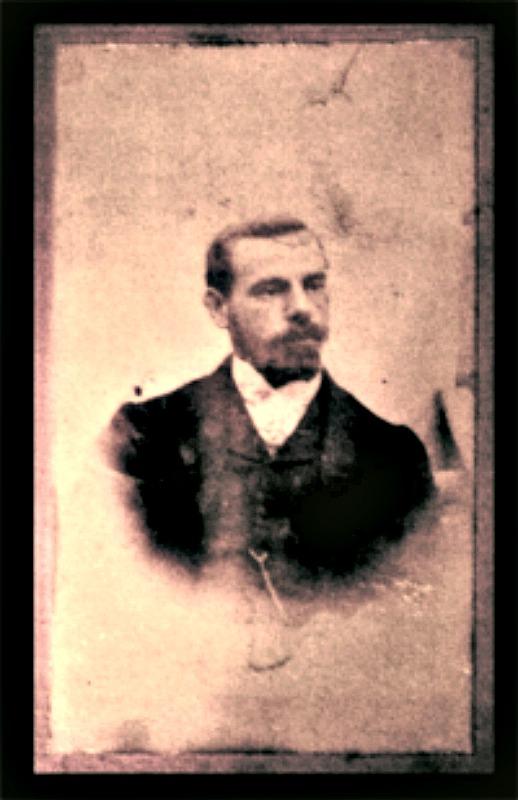 Retrato del profesor Merrylin. (Fotografía: Merrylin Cryptid Museum)