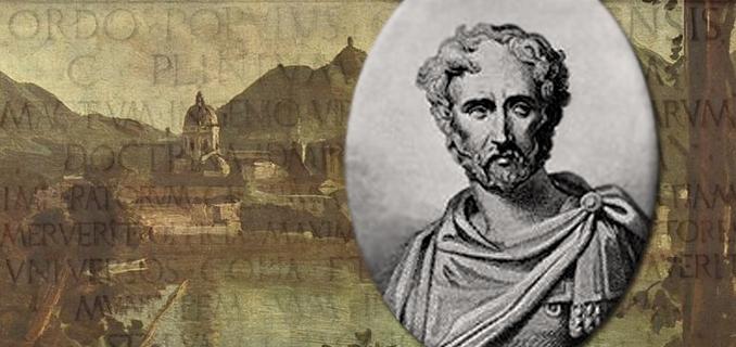 Resultado de imagen de Plinio el Viejo