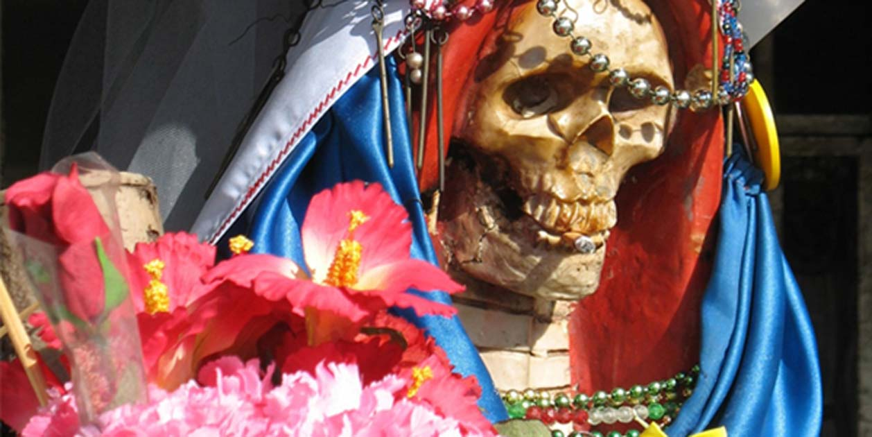 Muerte La Leyenda Santa De
