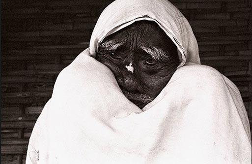 A photograph of Bir Narayan Chaudhary