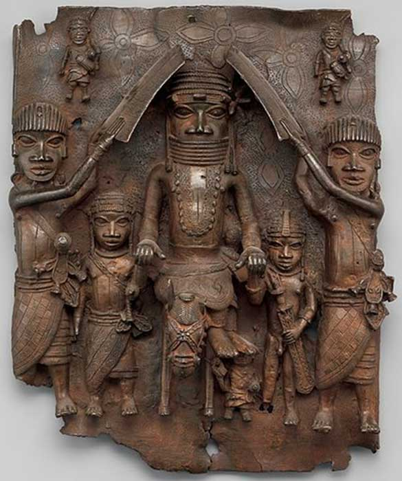Ewuare I, legendary African Ruler, was the king of the Benin Empire. (MassiveEartha / Public Domain)