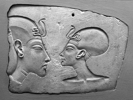 Wilbour Plaque nefertiti The Mysterious Disappearance of Nefertiti, Ruler of the Nile