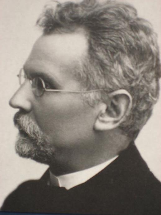 Fotografia di Bolesław Prus.  (C. 1905)