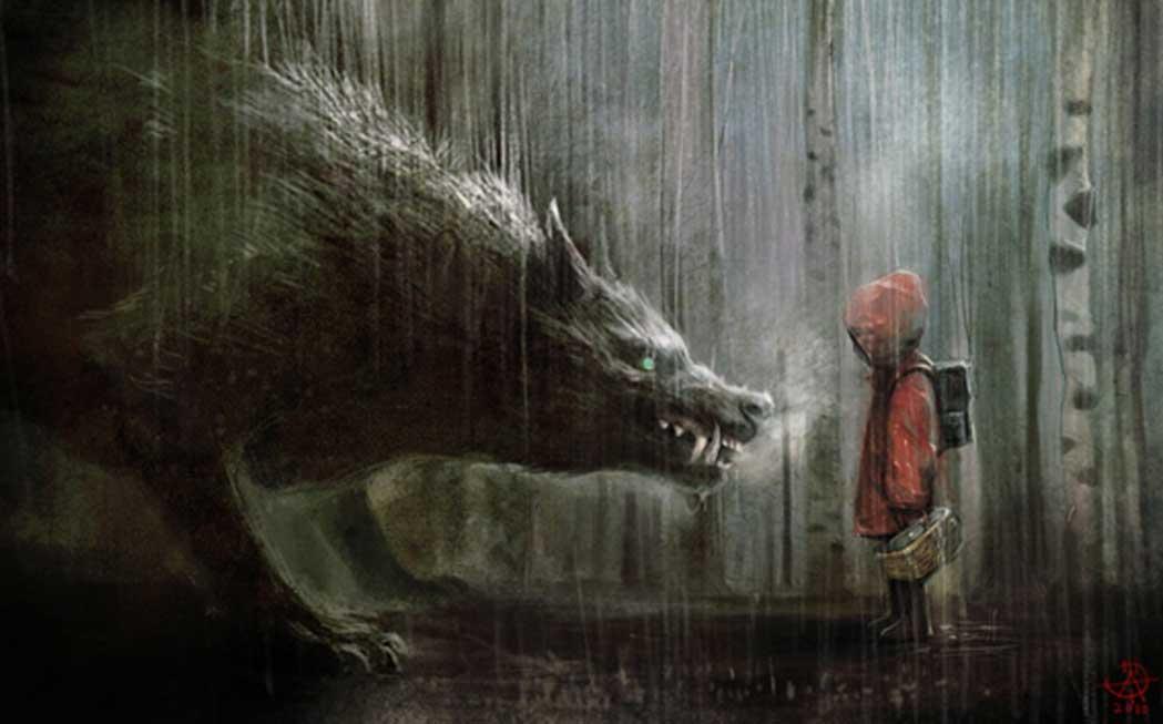 Image result for big bad wolf