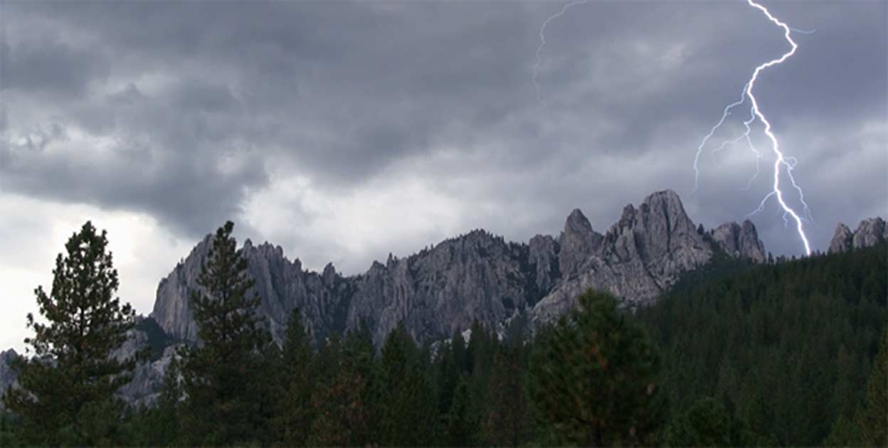 """Legends of Mount Shasta: """"The Abode of the Devil"""" Part 3 – Prehistoric Traditions of Giants and Mysterious Beings, Part Two"""