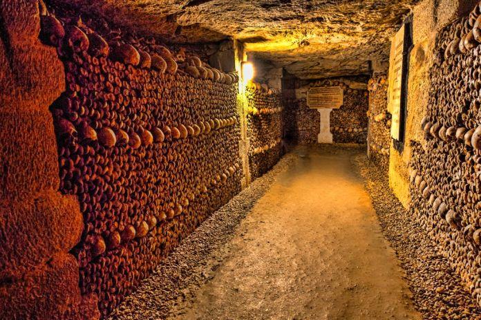 The Dark Underworld of the Paris Catacombs | Ancient Origins