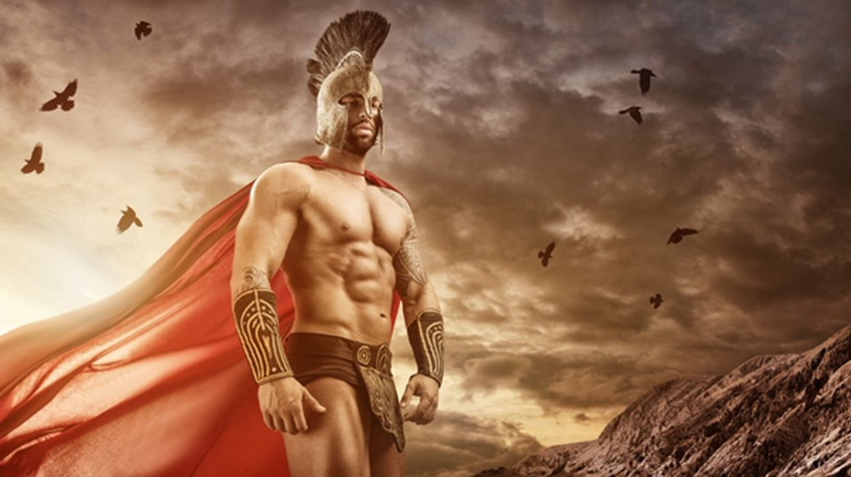 Image result for spartan warrior