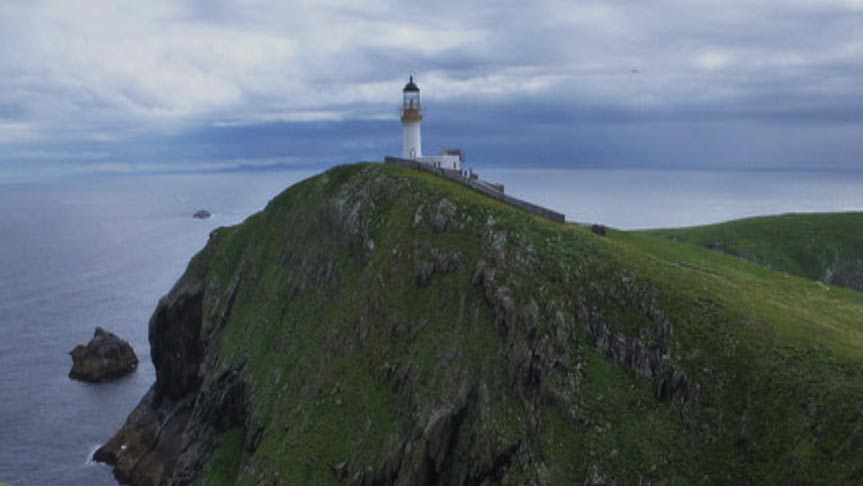 The Curious Disappearance Of The Eilean Mor Lighthouse