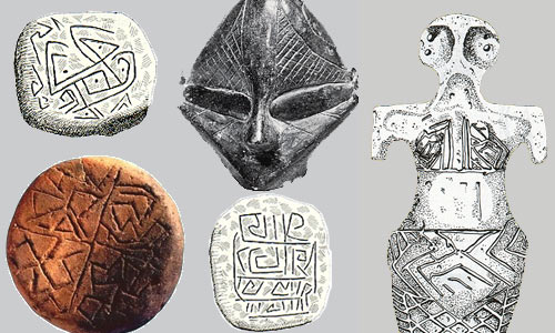 Danube Valley Civilization Artefacts