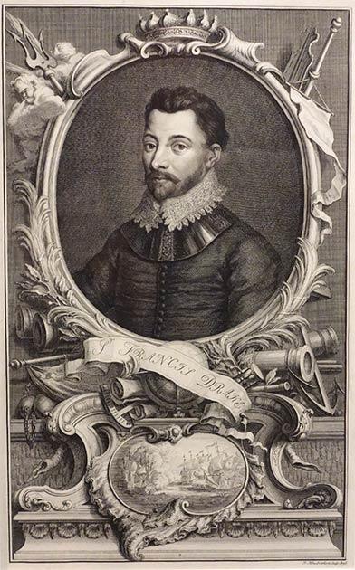 Francis Drake: Ce célèbre pirate avait un «permis de voler», accordé par la reine d'Angleterre elle-même!  (Daderot / CC0)