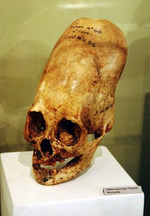 Image result for big head humans, peru map