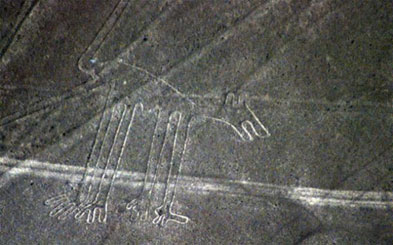 Ancient rock lines created by enigmatic Paracas culture predate Nazca geoglyphs  Nazca-lines