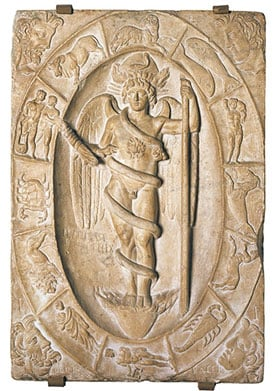 Relief with Phanes