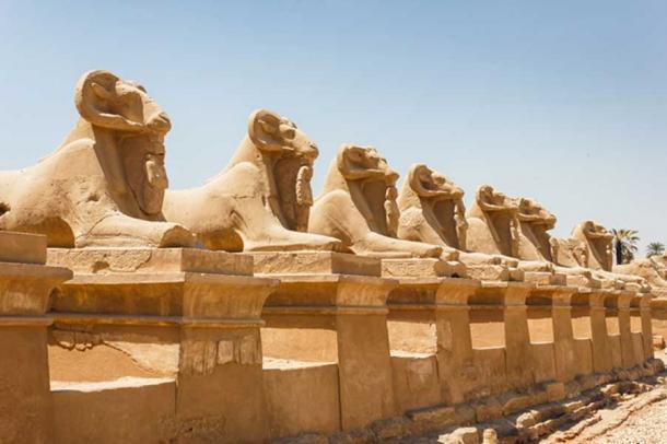 Il vicolo dei Rams. Fonte: BigStockPhoto