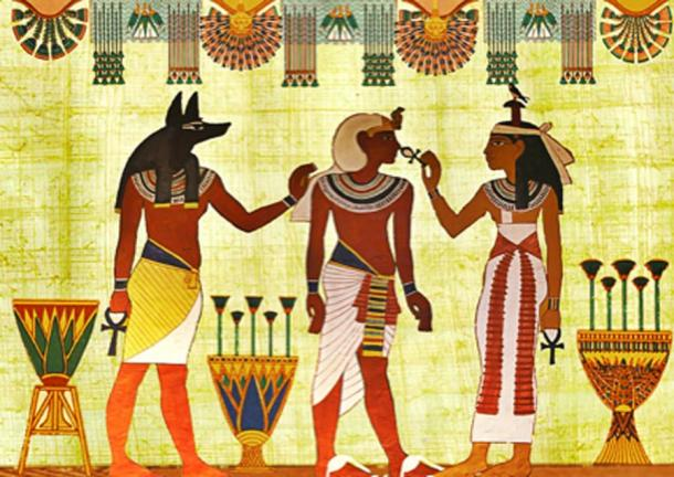 Nine Parts of the Human Soul According to the Ancient Egyptians