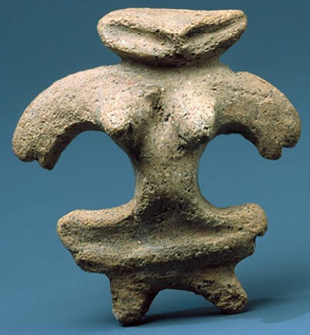 Unknown, Figurine, 1000-300 aC. Metropolitan Museum of Art, New York.