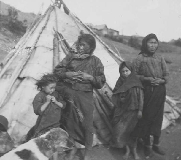Загадки народов Сибири