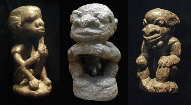 Nomoli Figures - El desconocido orígen de las misteriosas figuras Nomoli