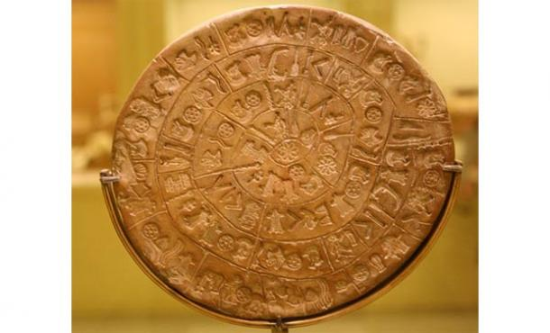 The Curious Phaistos Disc