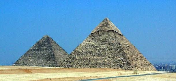 Pyramids in Egypt are set to be scanned by scientists.